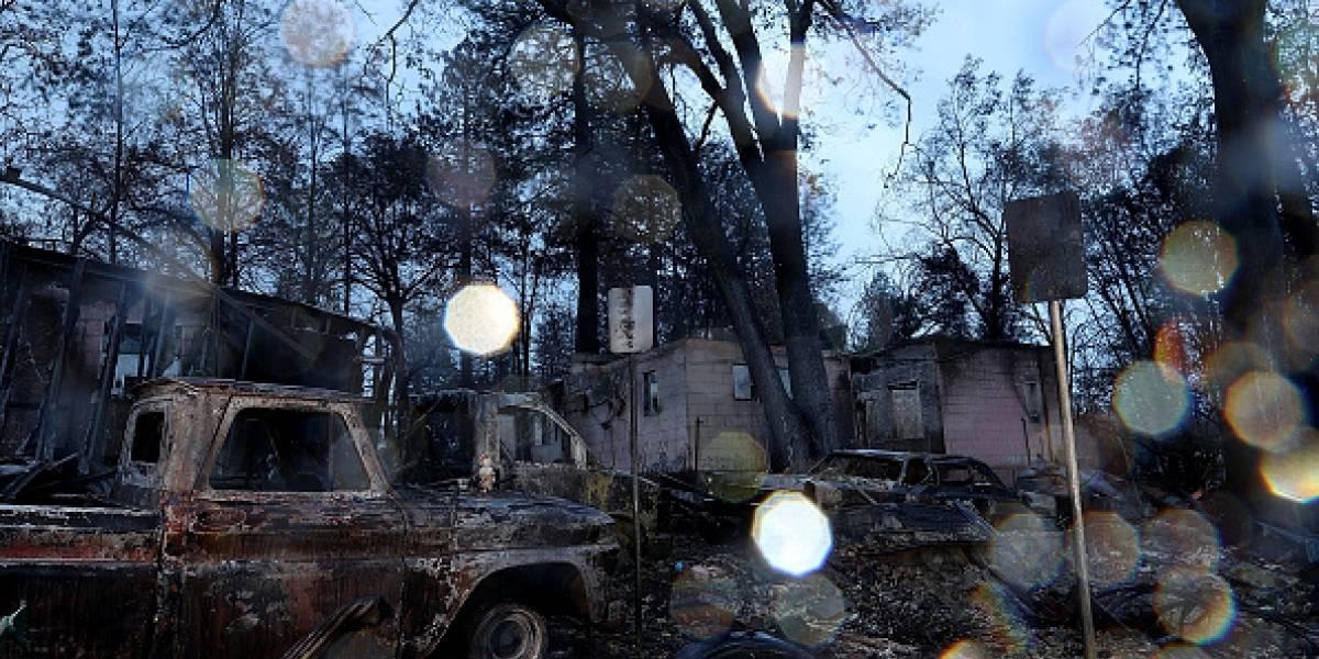 California: Autoridades dan por controlado el incendio en el que murieron 85 personas