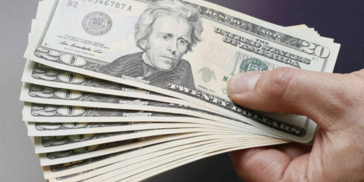 Dólar en 21 pesos, tras amenaza de Trump de cerrar la frontera con México