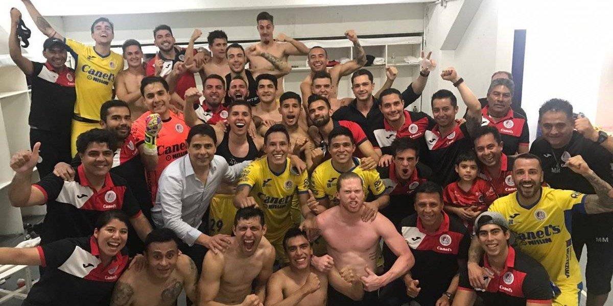 San Luis se cita con Dorados en la final del Ascenso MX