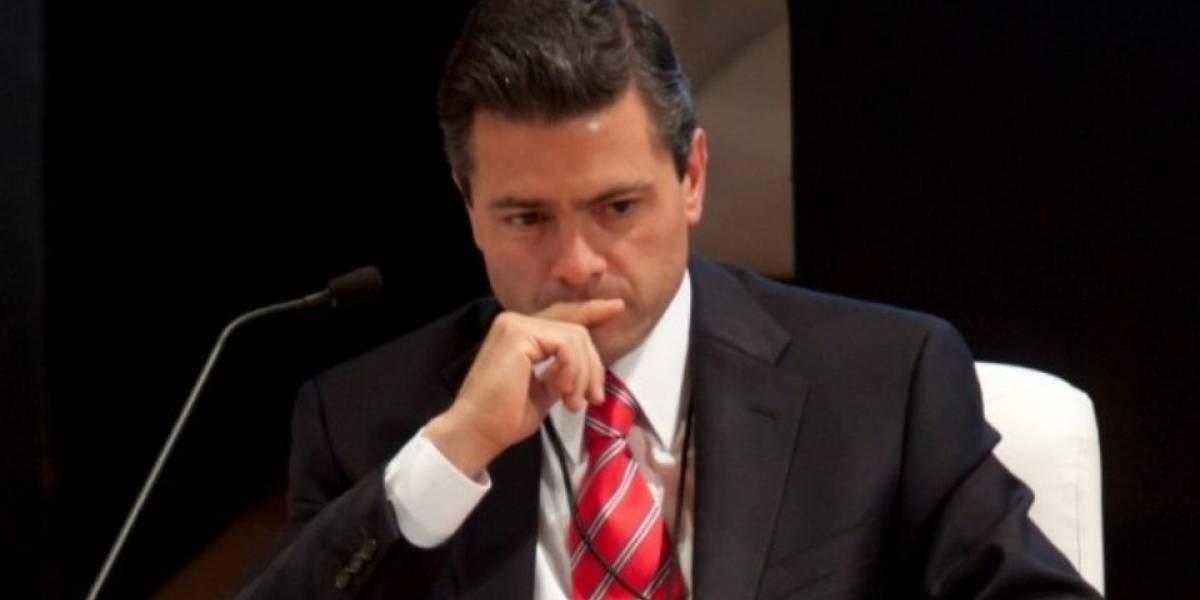 Peña Nieto entrega un país con enormes desafíos y sin credibilidad