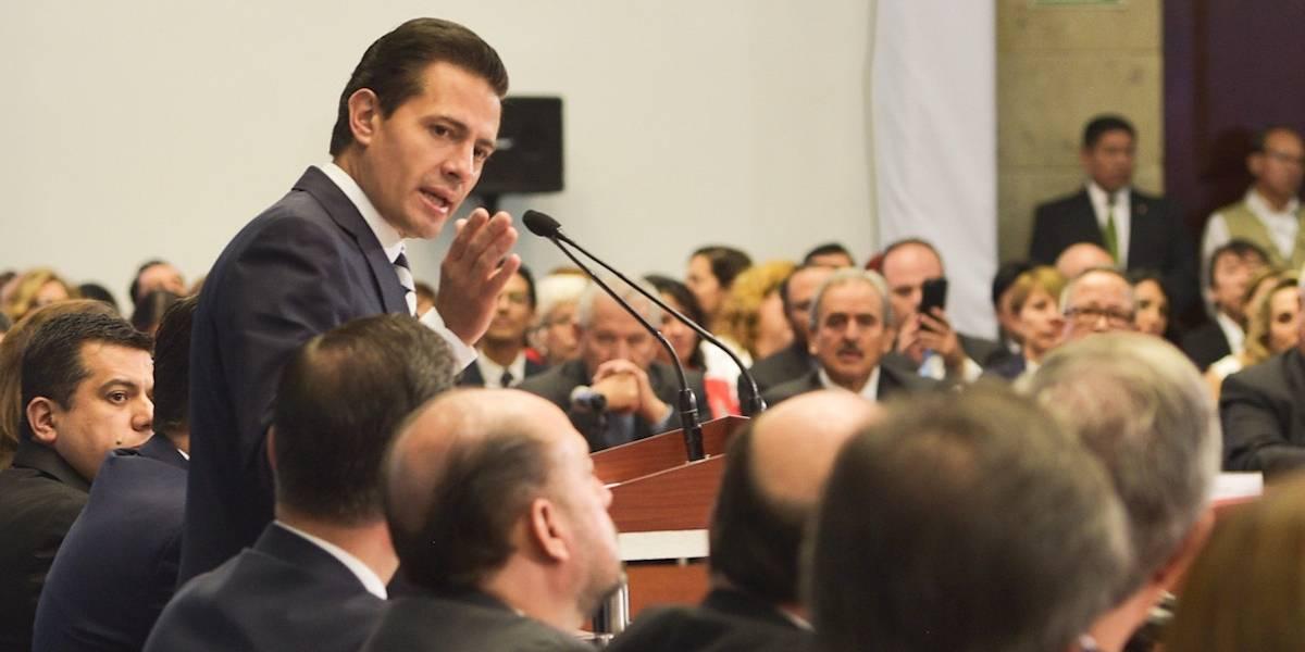 La marca del sexenio de Peña Nieto ha sido la corrupción