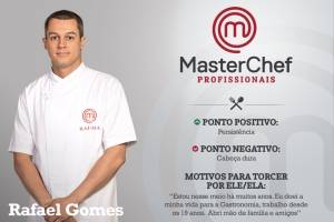MasterChef Profissionais: Top 4 Rafael