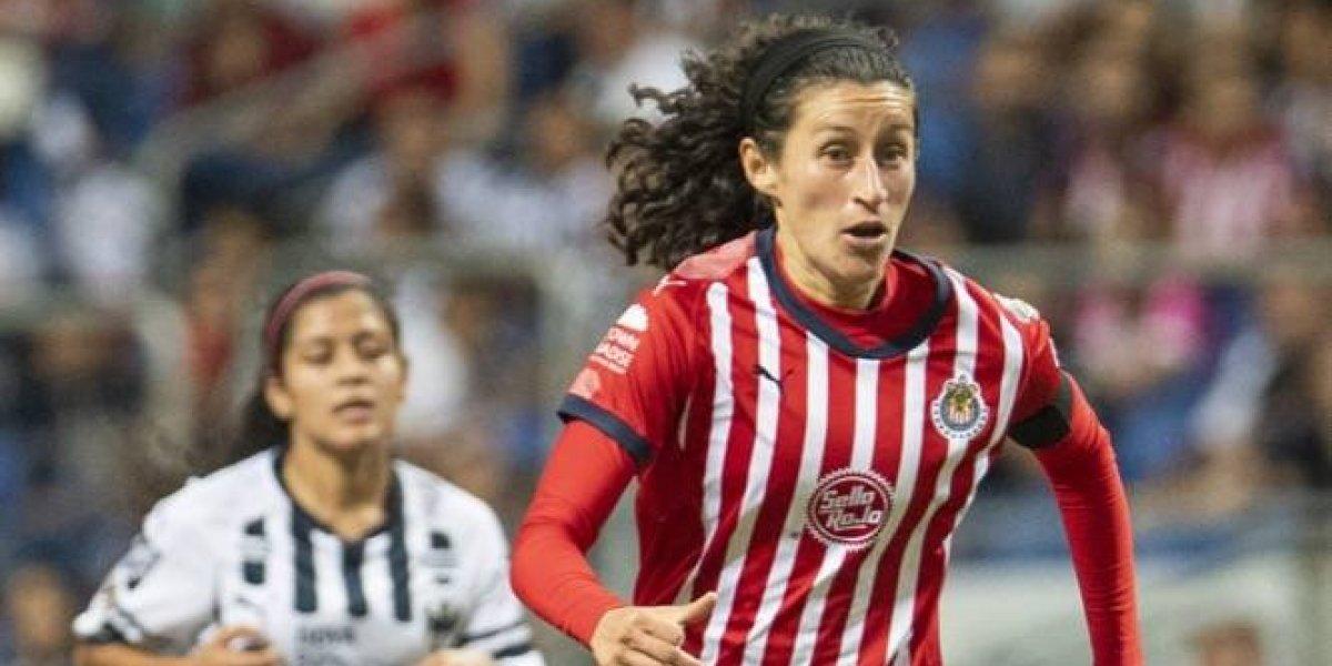 Tania Morales ve en Chivas femenil unión de campeón
