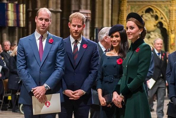 El príncipe Harry y Meghan Markle se mudarán del Palacio de Kensington por problemas con William y Kate