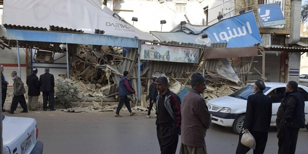 Terremoto de 6,3 deja más de 700 heridos en la frontera de Irán con Irak: se registran más de 160 réplicas