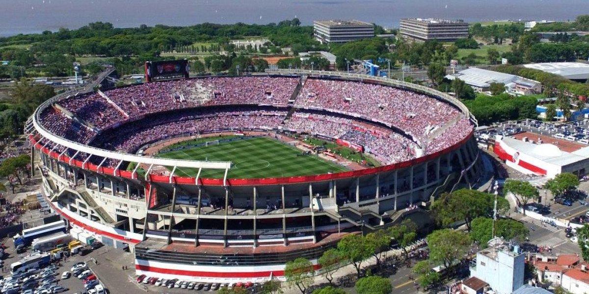 """Presidente de River Plate: """"Lo del sábado pasó afuera, era responsabilidad del Estado"""""""