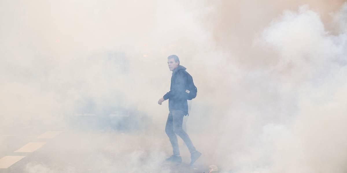 ¿Qué provoca las protestas más violentas en la Francia de Macron?