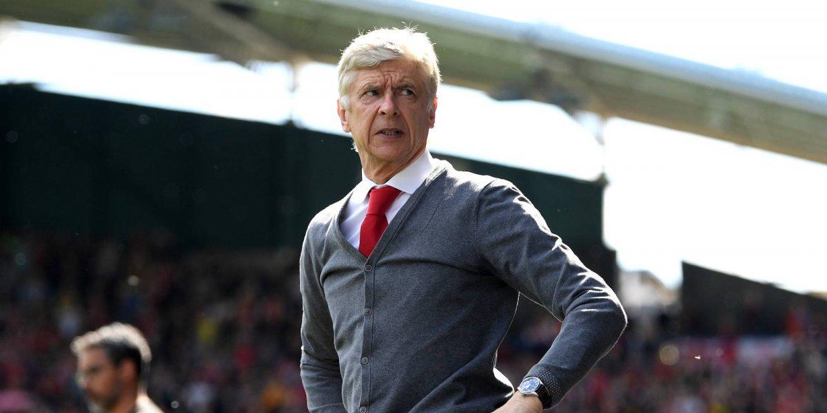 Arsène Wenger, en la mira del Bayern Múnich