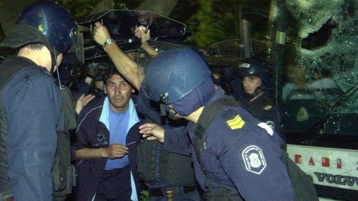 Copa Sudamericana 2002: Gimnasia LP vs Bolívar: