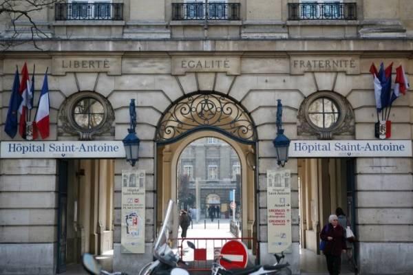 Hospital Saint Antoine