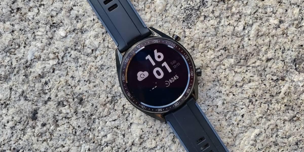 Watch GT: la apuesta china en el mundo de los smartwatch