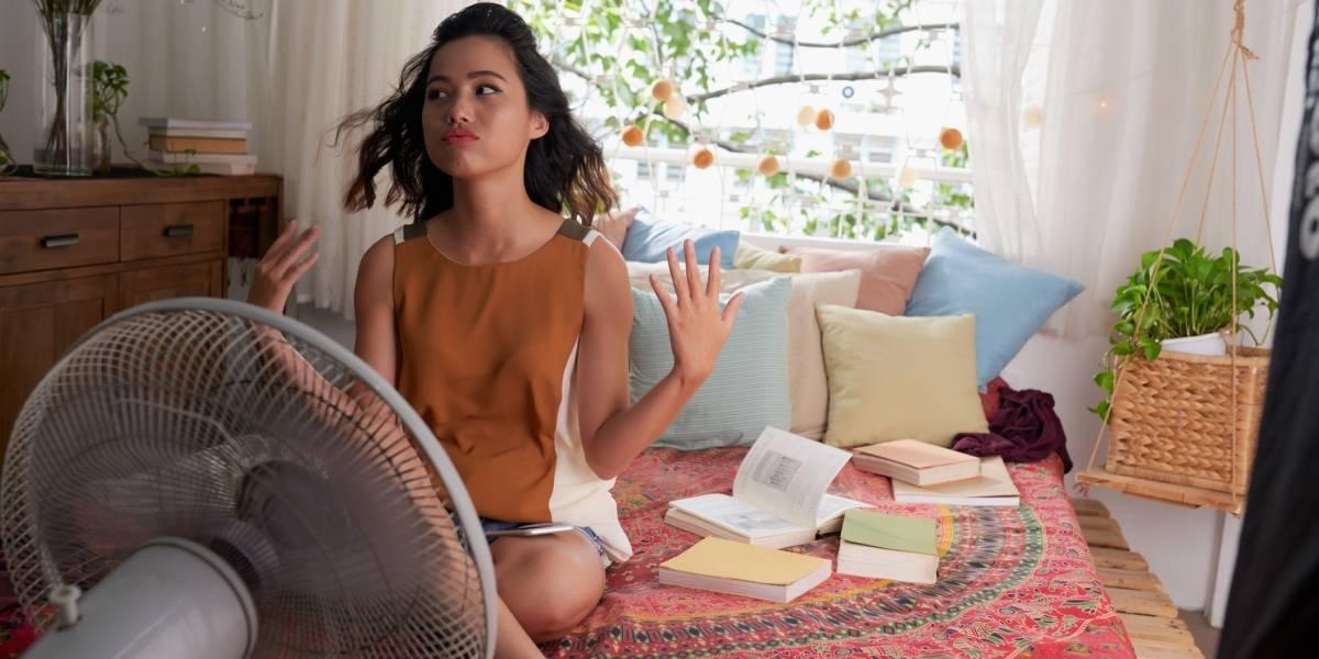 Seis tips para controlar el sudor excesivo
