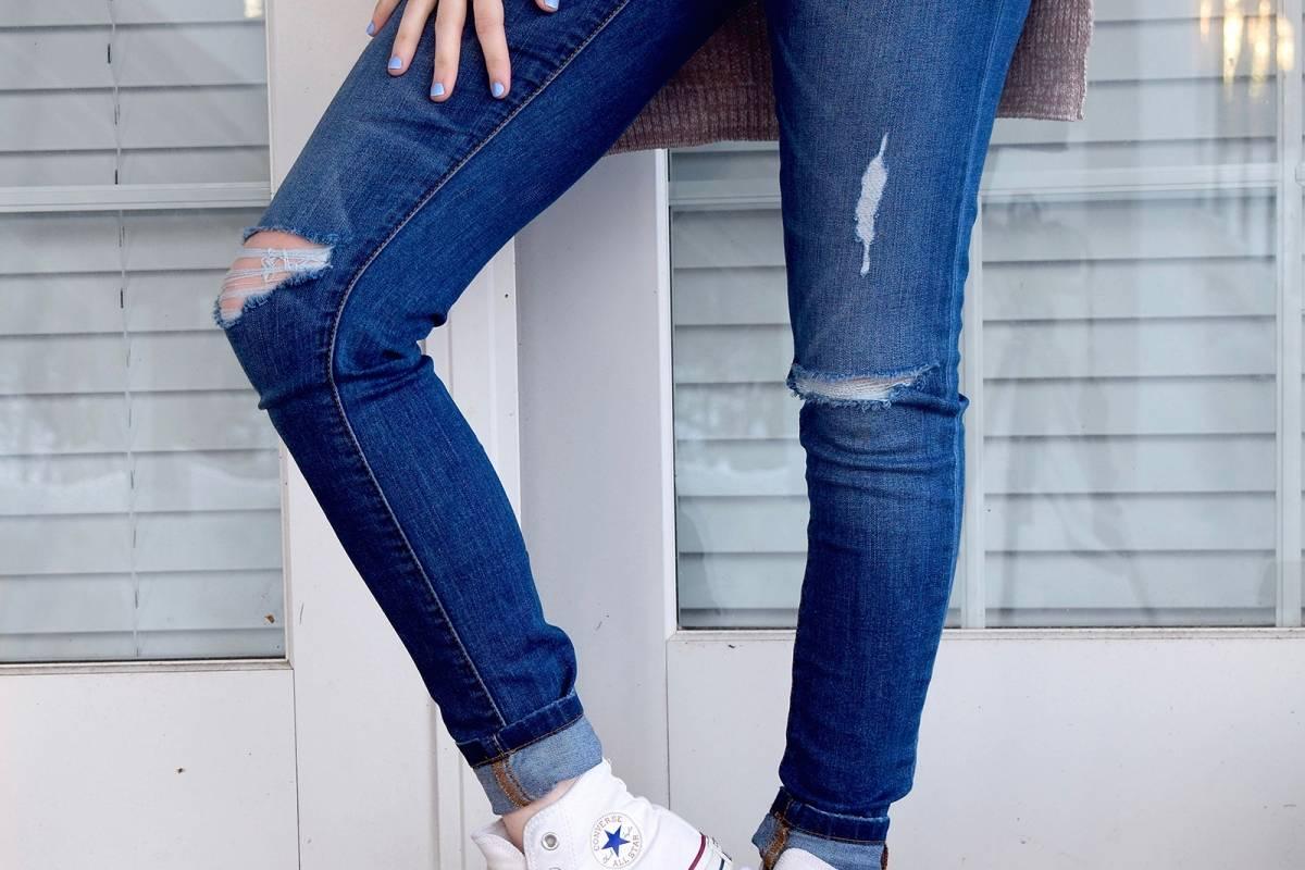 Estos son los jeans que marcarán tendencia en el 2019  cab91321c13c