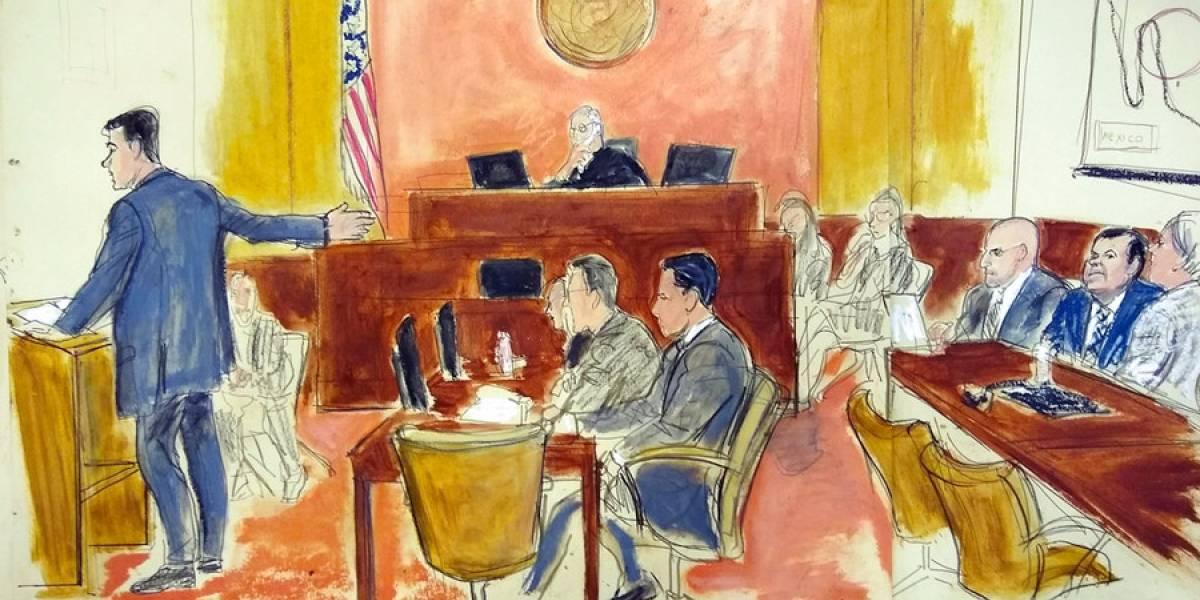 """Testigo en juicio """"El Chapo"""": El cartel era como una empresa"""