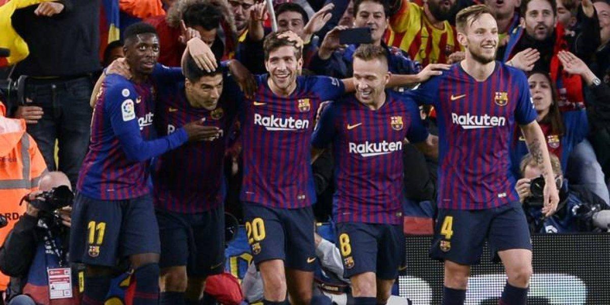 Luis Suárez, Arthur y Cillessen, KO — Plaga de lesiones