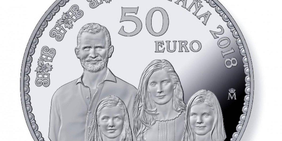Nuevas monedas provocan polémica en España