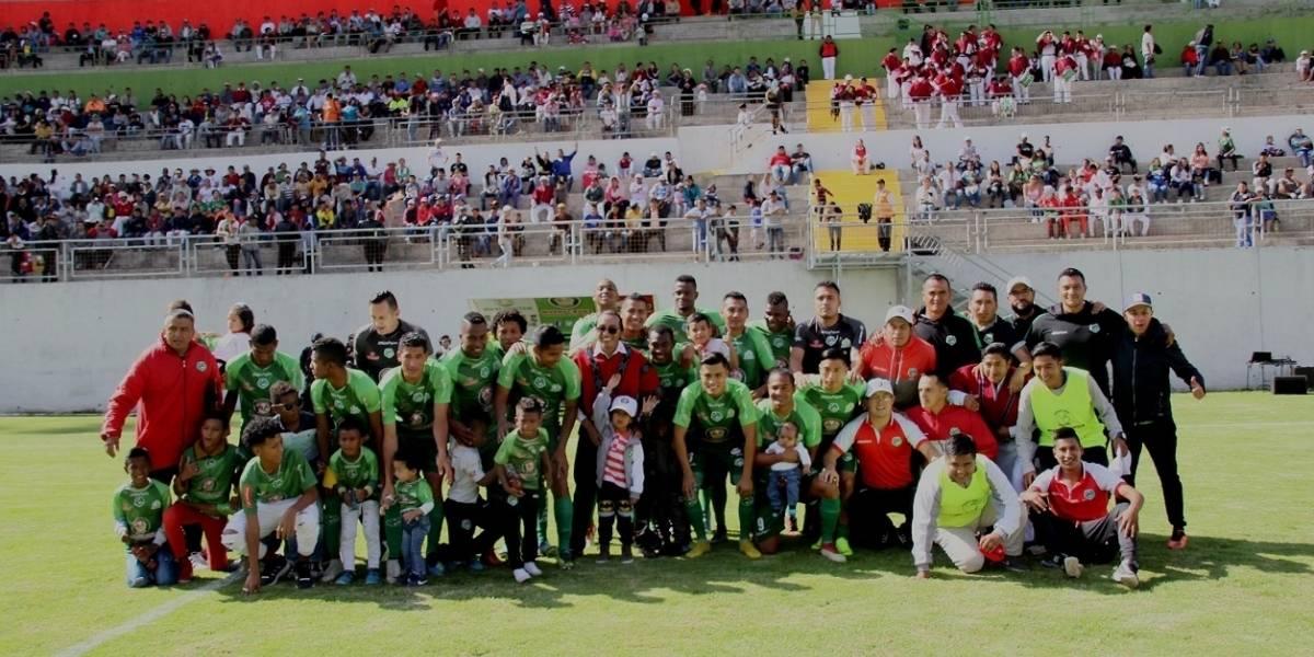 Mushuc Runa sabrá mañana lo que significa jugar en Copa Sudamericana