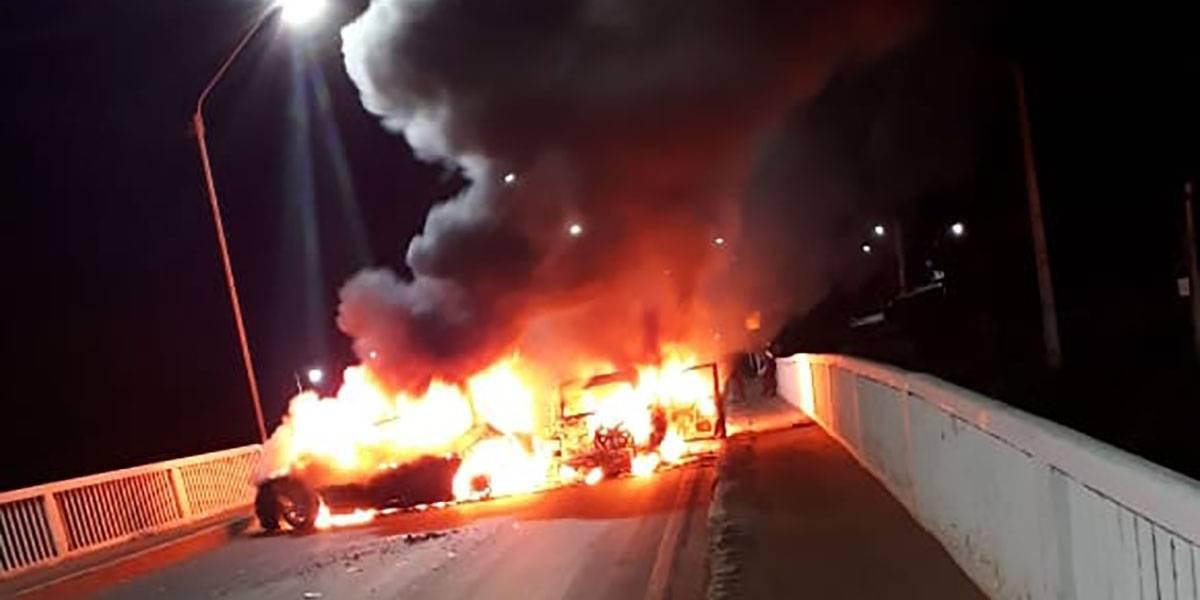 Cidade do Maranhão é atacada por quadrilha e moradores vivem noite de terror