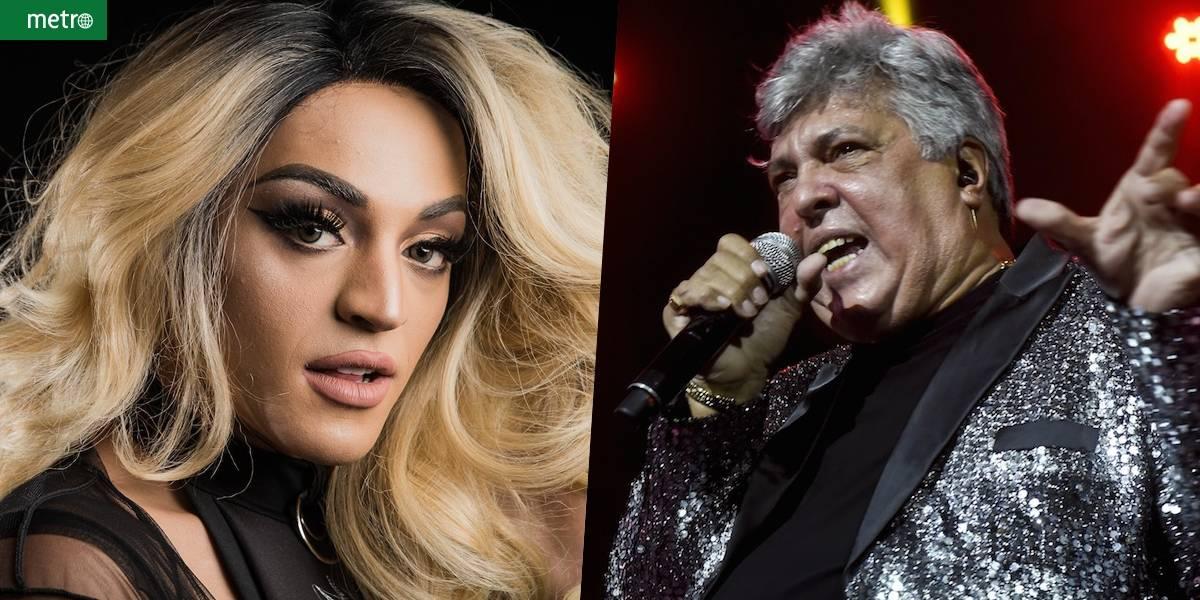 Sidney Magal sobre Pabllo Vittar: 'Está esquecendo que precisa cantar'