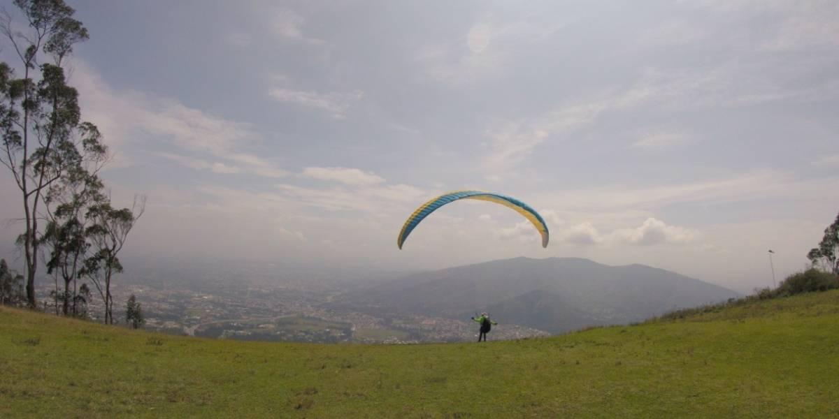 4Fly Paraglinding Adventure: Volar en parapente, una aventura en los aires