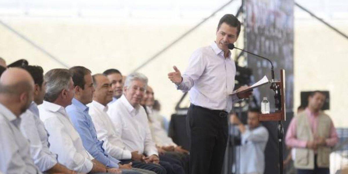 Peña Nieto se pronuncia por una migración ordenada y respetuosa