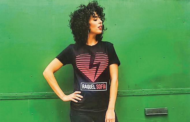 Raquel Sofía regresa a Monterrey con un listado de nuevas historias y experiencias