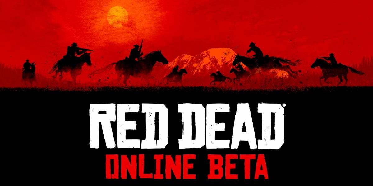 Mañana comenzará la Beta del multijugador de Red Dead Redemption 2