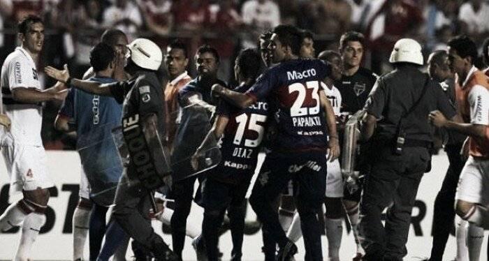 Copa Sudamericana 2012: Sao Paulo vs Tigre: