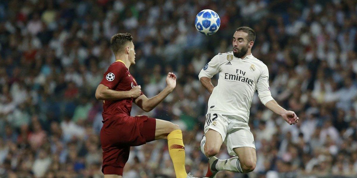 Roma vs Real Madrid, ¿dónde y a qué hora ver el partido?