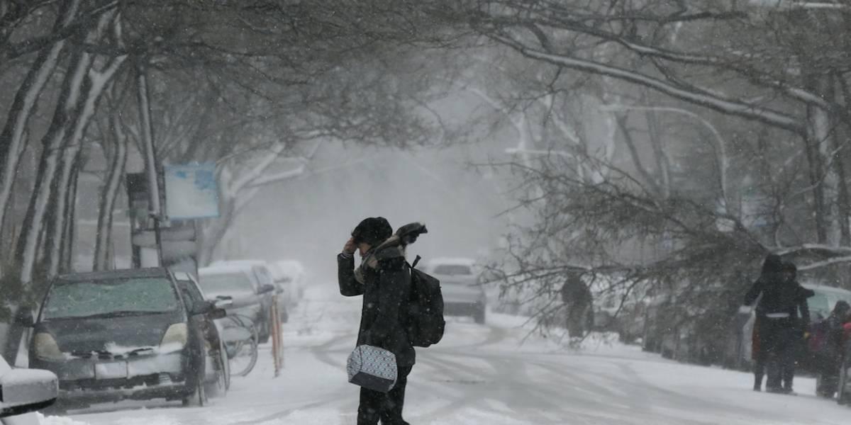 Tormenta invernal causa estragos en el centro de EEUU