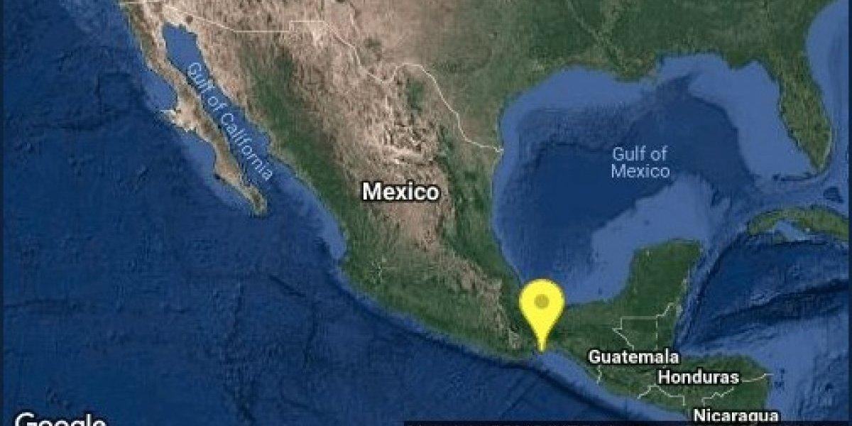 Tres sismos registrados en la madrugada sacuden a Oaxaca