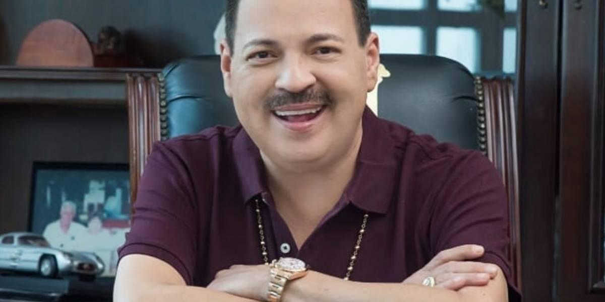 Julio Preciado fue hospitalizado de emergencia en Mazatlán