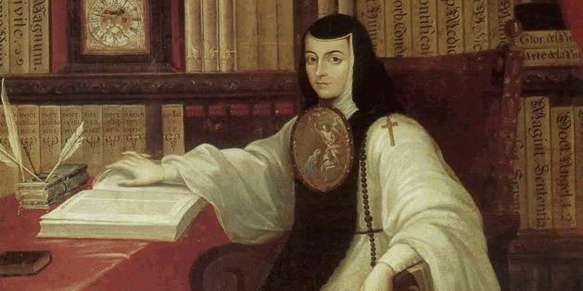 Declaran a Sor Juana Inés de la Cruz mujer ilustre de México