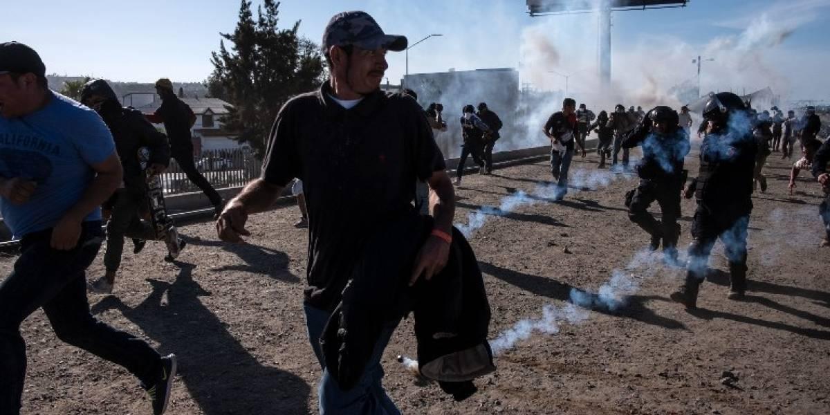 Arrestan a 42 migrantes que ingresaron aEE. UU. por la frontera con México