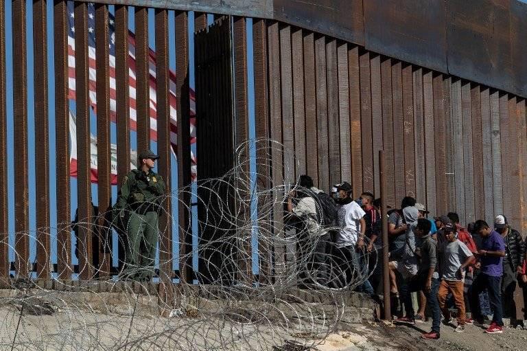 Incidentes en la frontera México-Estados Unidos