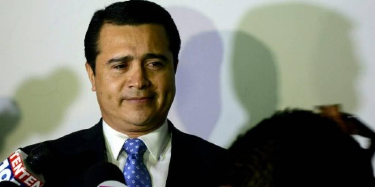 Gobierno hondureño destaca lucha del presidente contra narcotráfico ante acusación a su hermano