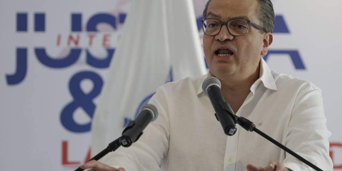 Procurador cree que cifras de coronavirus en Colombia no son reales
