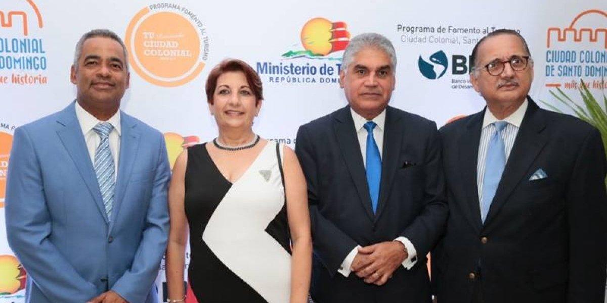#TeVimosEn: Ministerio de Turismo muestra campaña, imagen y marca Ciudad Colonial
