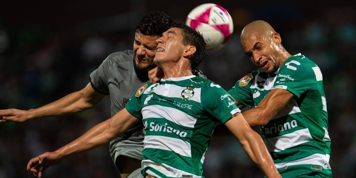 Rayados y Santos, entre finales y remontadas se miden en cuartos de final