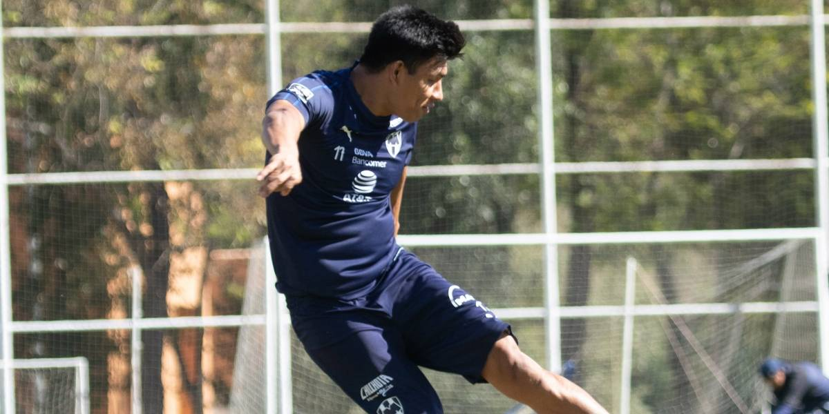 Gallardo quiere coronarse en primer torneo con Rayados