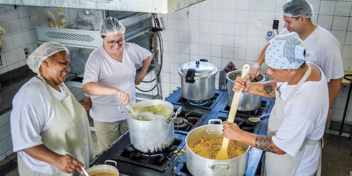 Restaurante em Campinas tem projeto de inclusão social