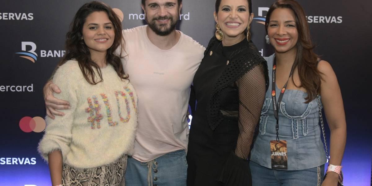 #TeVimosEn: Juanes realiza concierto privado para clientes de Banreservas y Mastercard