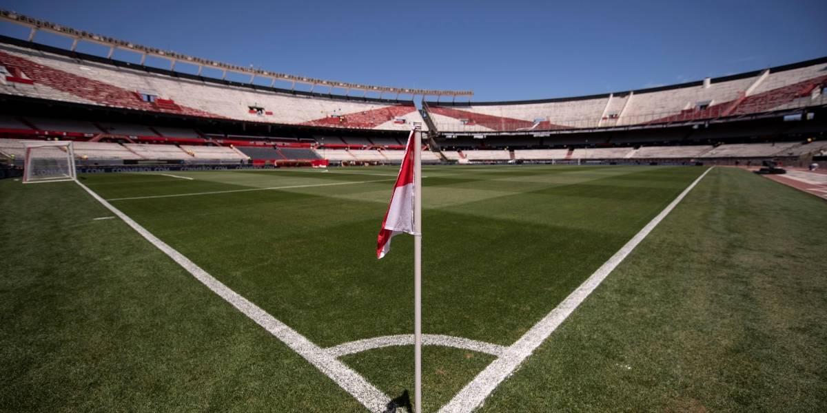 Proponen estadio colombiano para jugar la final de la Libertadores River - Boca
