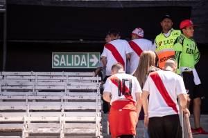 Copa Libertadores: Conmebol abre proceso disciplinario a River Plate por disturbios