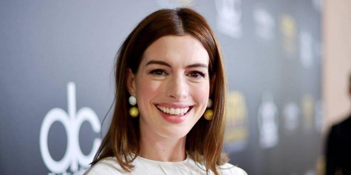Anne Hathaway crítica el trato de autoridades de EE.UU. en contra de emigrantes