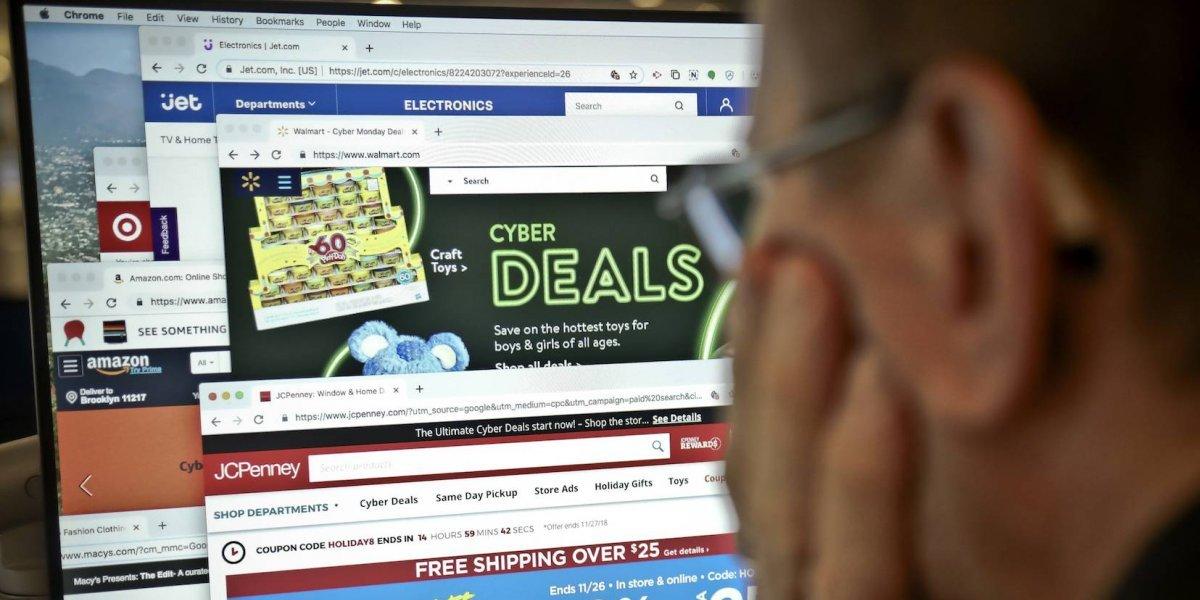 Cyber Monday marca nuevo récord en ventas en EU: 7 mil 900 mdd