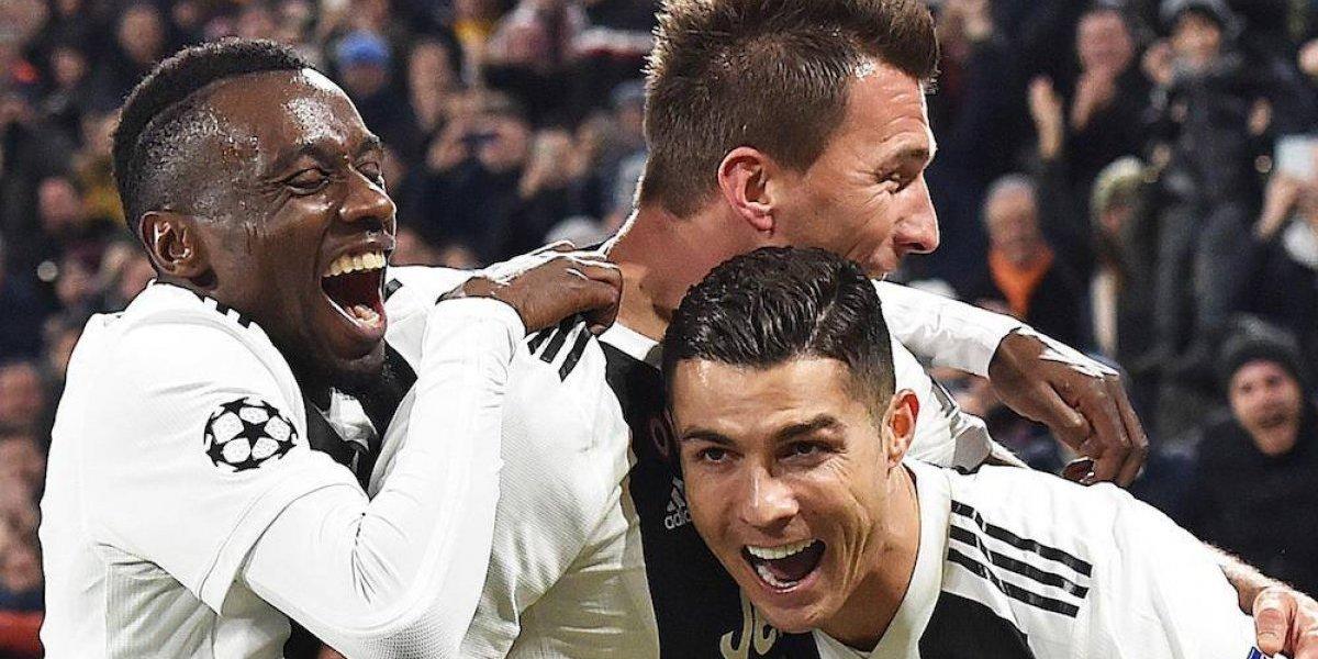 Juventus mantiene liderato con triunfo sobre el Valencia
