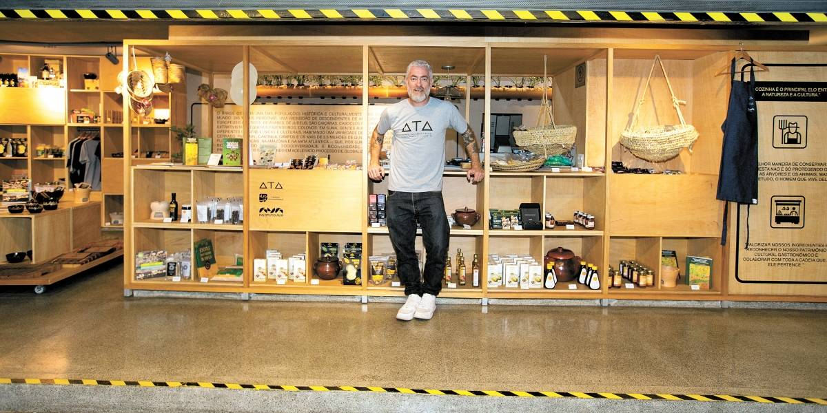 Instituto ATÁ e FRU.TO: conheça projetos de Alex Atala