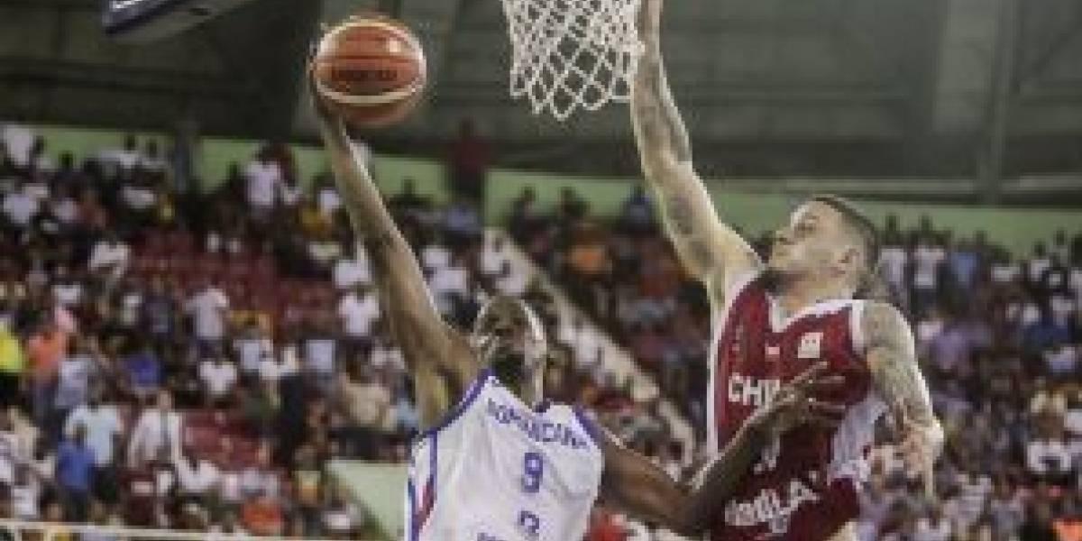 Selección de Baloncesto está en Brasil para duelo del viernes