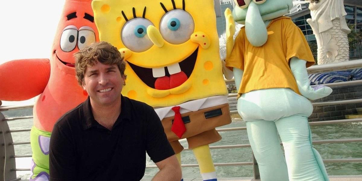 Muere el padre de Bob Esponja, Stephen Hillenburg